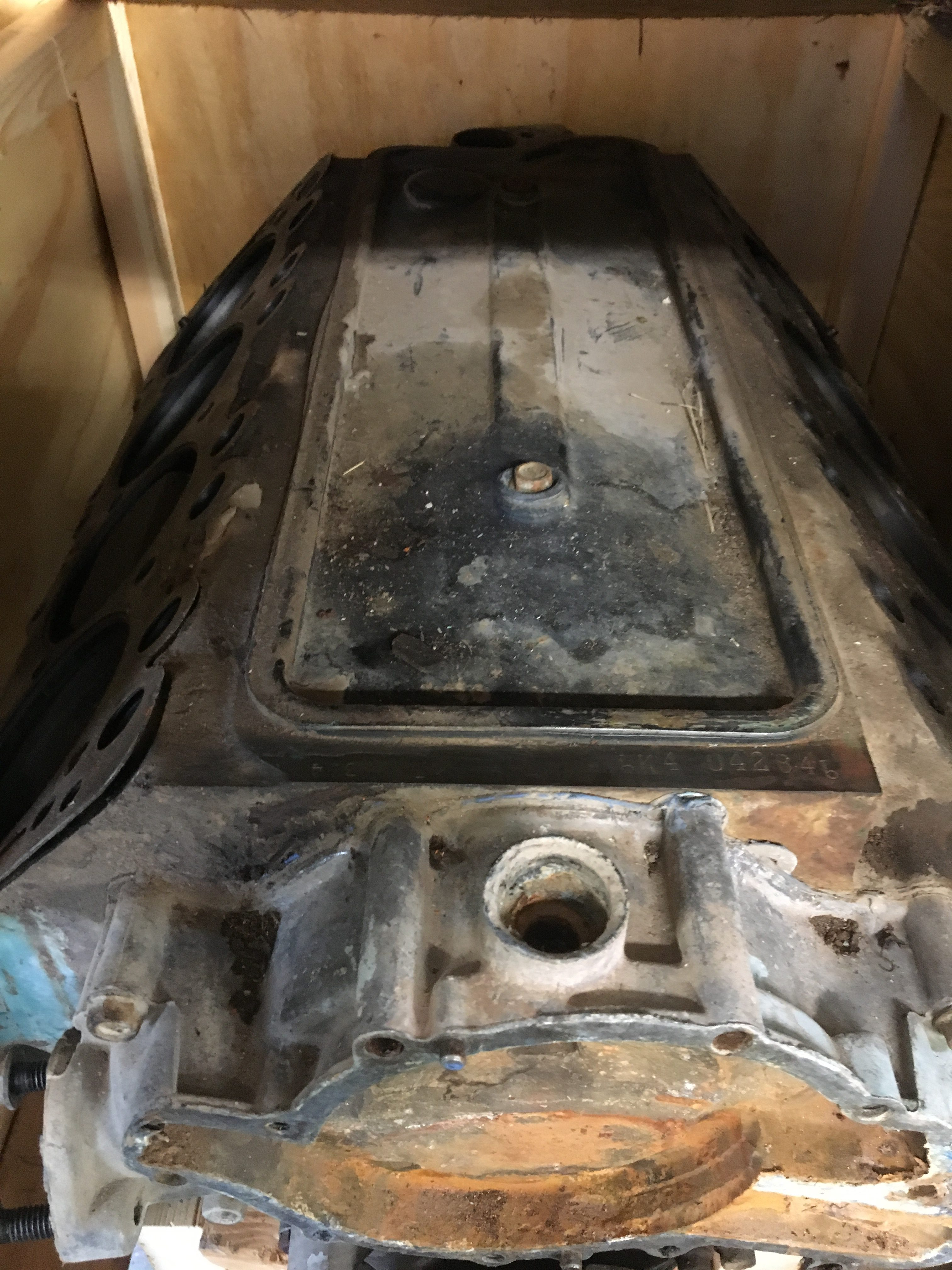 Chevrolet 427″ Tall deck   V8 Center